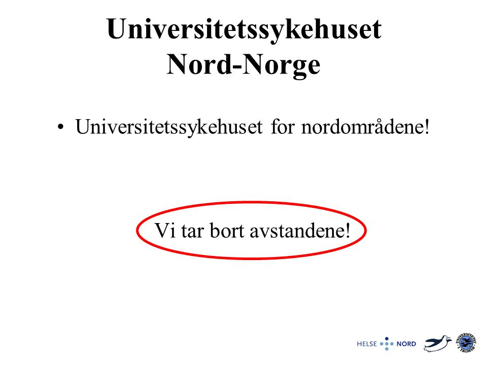 Universitetssykehuset Nord-Norge