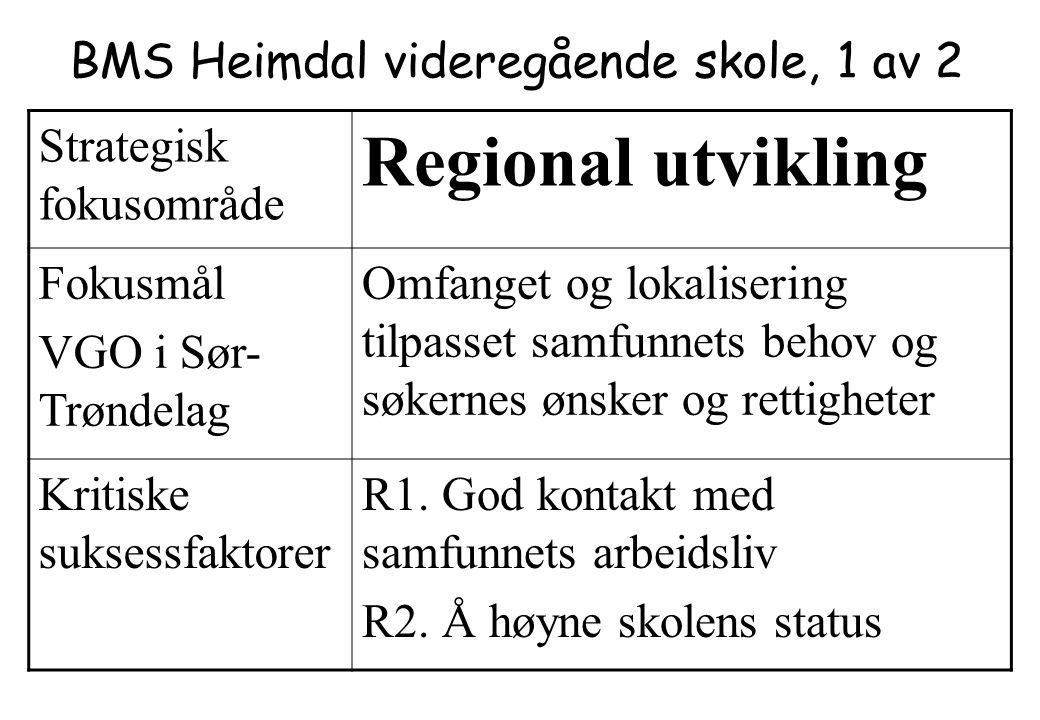 BMS Heimdal videregående skole, 1 av 2