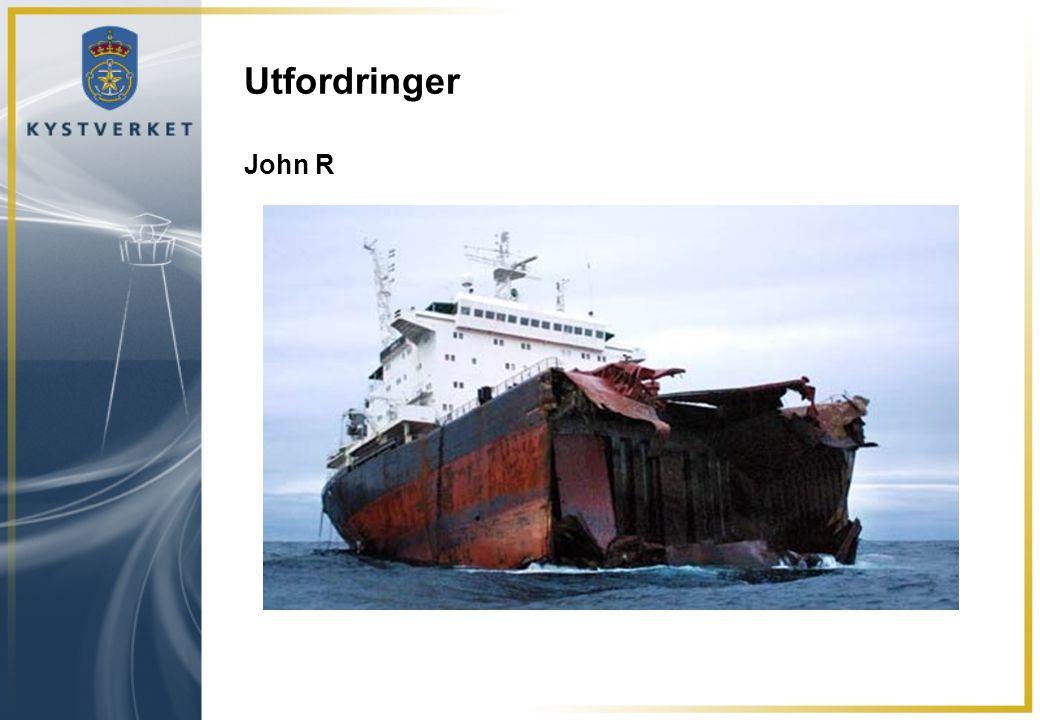 Utfordringer John R