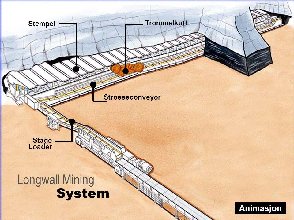 Longwall Mining System