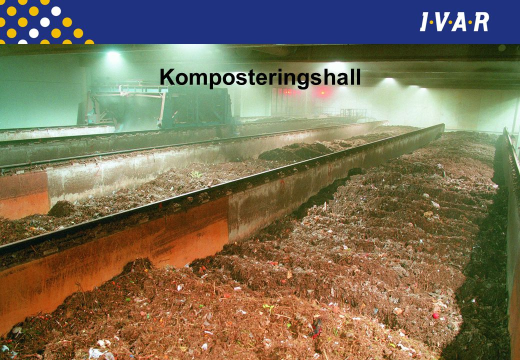 Komposteringshall