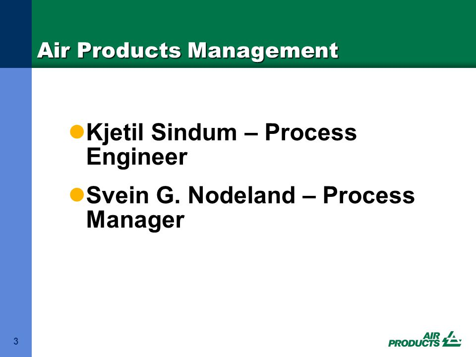Air Products Management