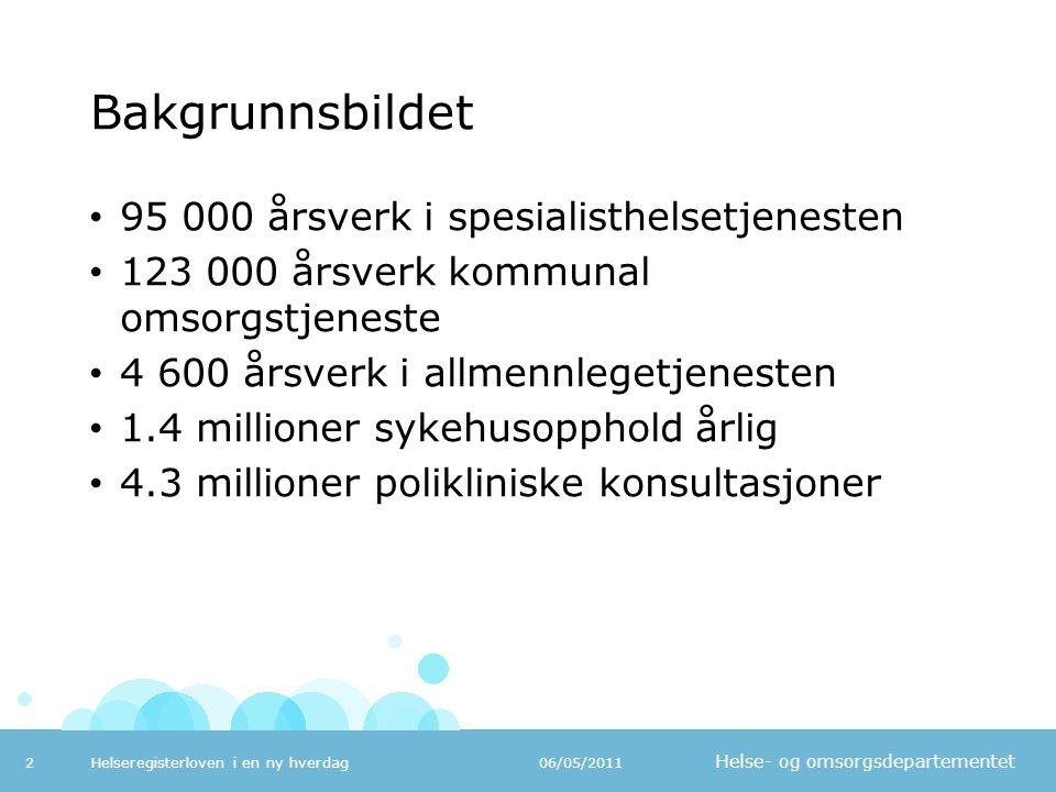 Bakgrunnsbildet 95 000 årsverk i spesialisthelsetjenesten