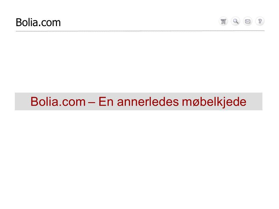 Bolia.com – En annerledes møbelkjede