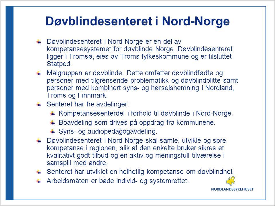 Døvblindesenteret i Nord-Norge