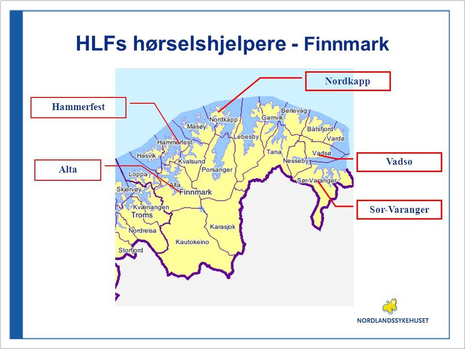 HLFs hørselshjelpere - Finnmark
