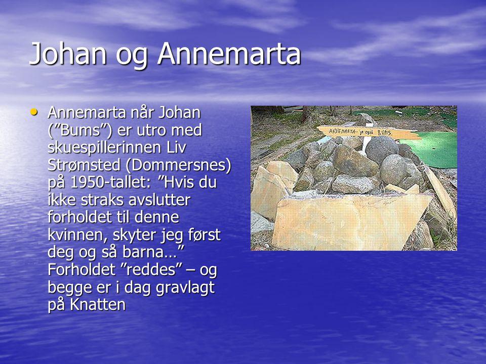 Johan og Annemarta