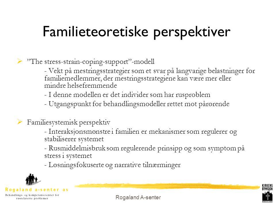 Familieteoretiske perspektiver