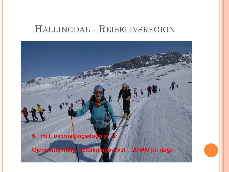 Hallingdal - Reiselivsregion
