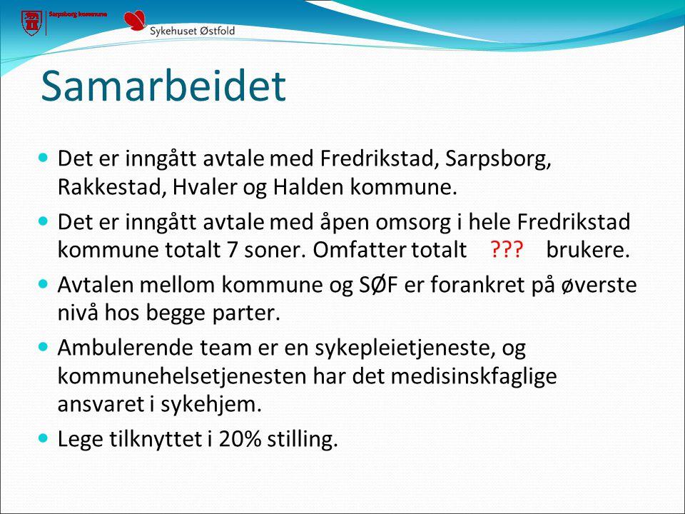 Samarbeidet Det er inngått avtale med Fredrikstad, Sarpsborg, Rakkestad, Hvaler og Halden kommune.