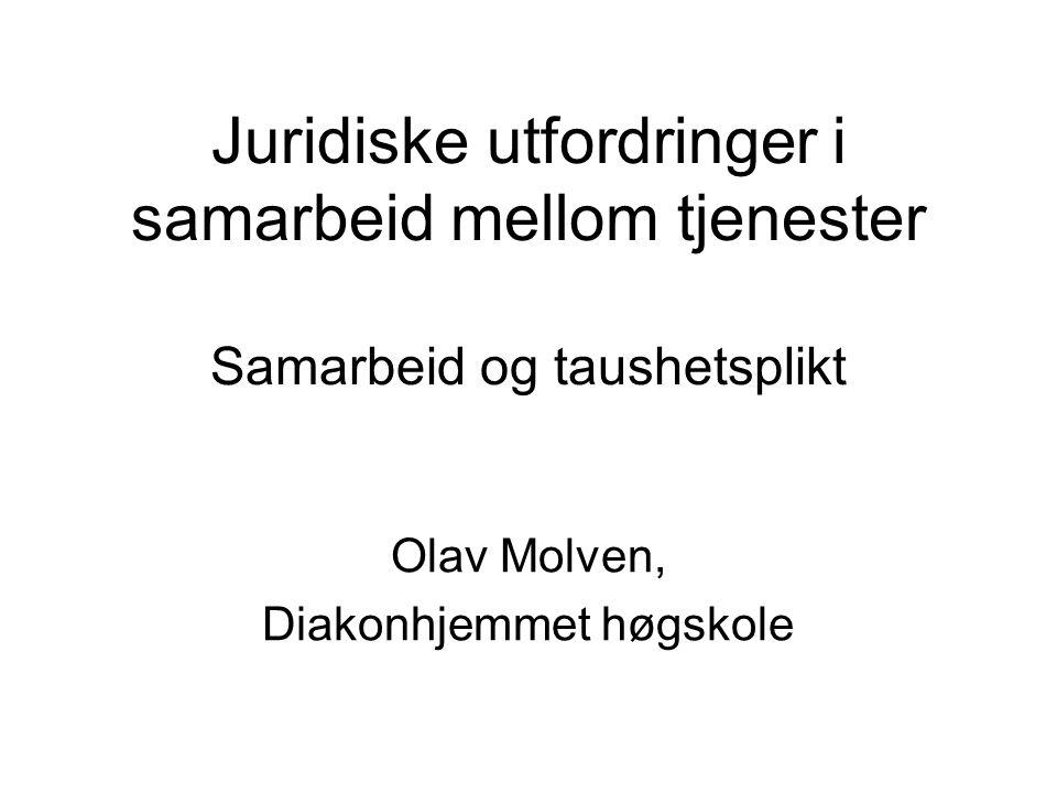 Olav Molven, Diakonhjemmet høgskole