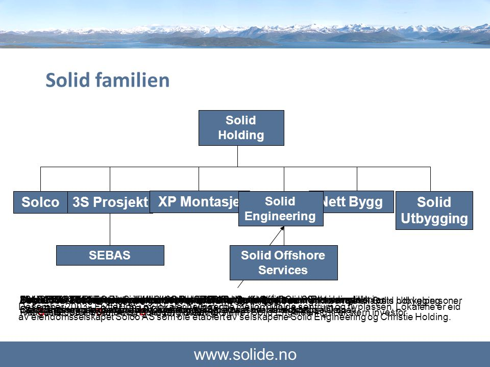Solid Offshore Services