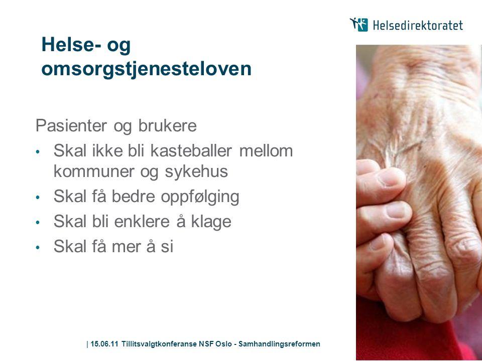 Helse- og omsorgstjenesteloven