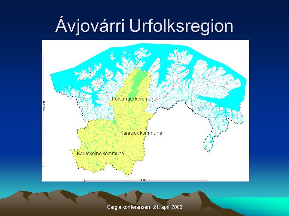 Ávjovárri Urfolksregion