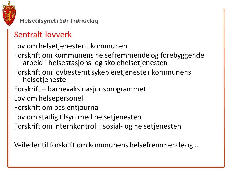Helsetilsynet i Sør-Trøndelag