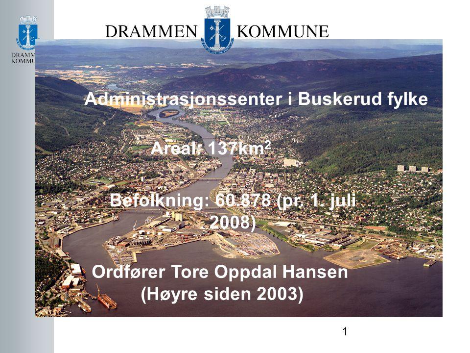 Ordfører Tore Oppdal Hansen