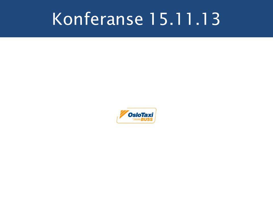 Konferanse 15.11.13