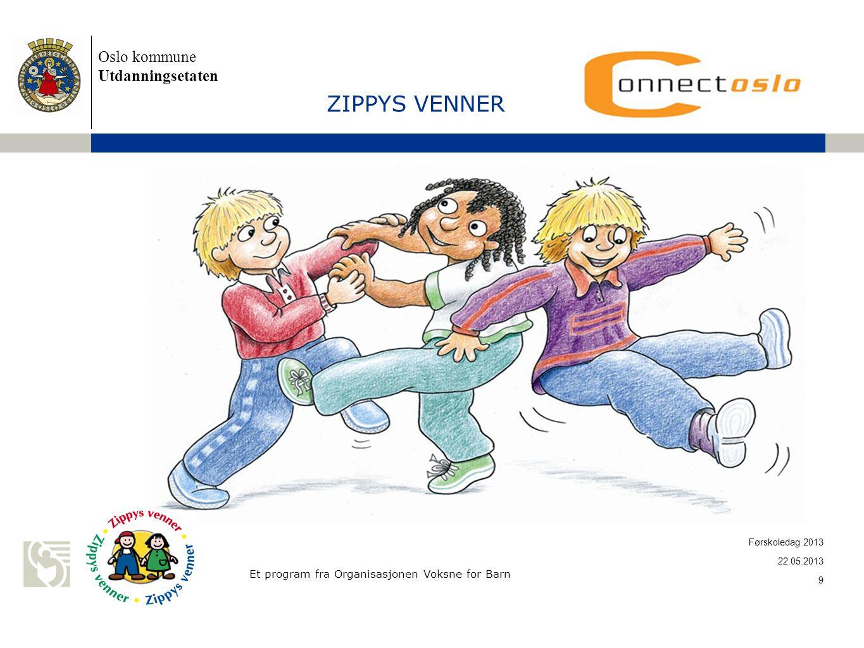 ZIPPYS VENNER Oslo kommune Utdanningsetaten
