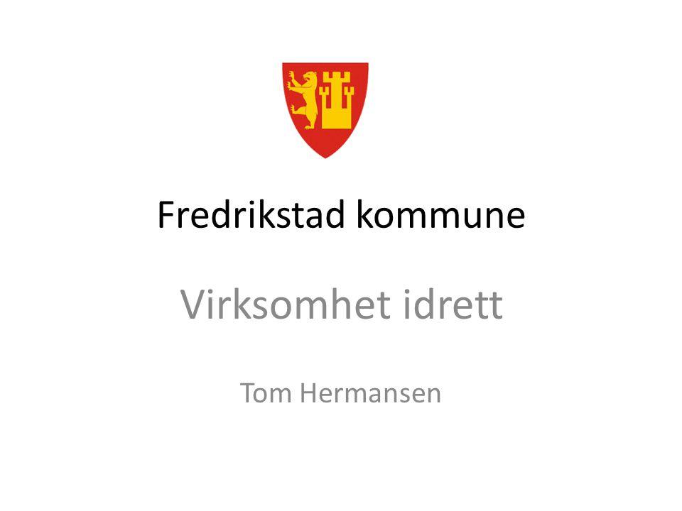 Virksomhet idrett Tom Hermansen