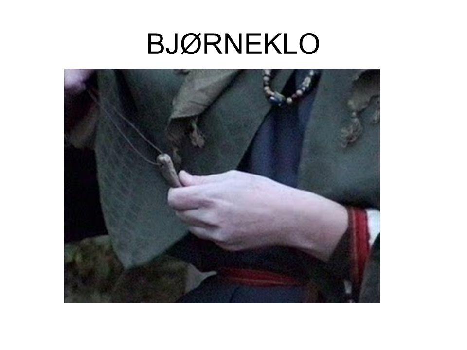BJØRNEKLO