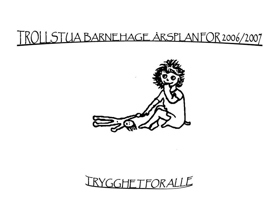 TROLLSTUA BARNEHAGE ÅRSPLAN FOR 2006/2007