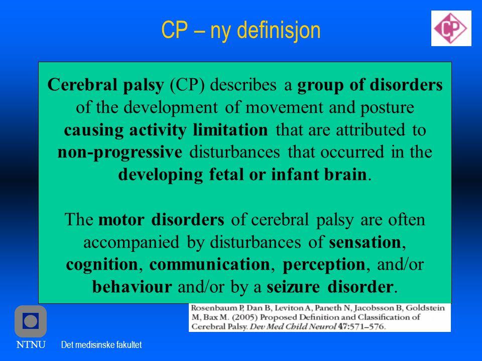 CP – ny definisjon
