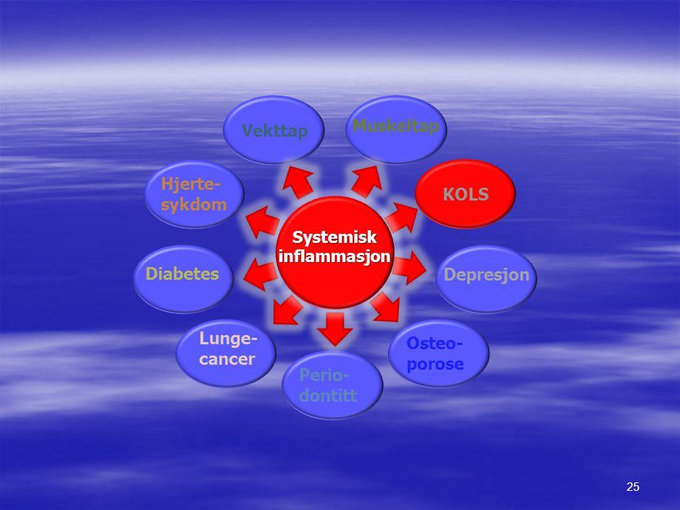 Systemisk inflammasjon