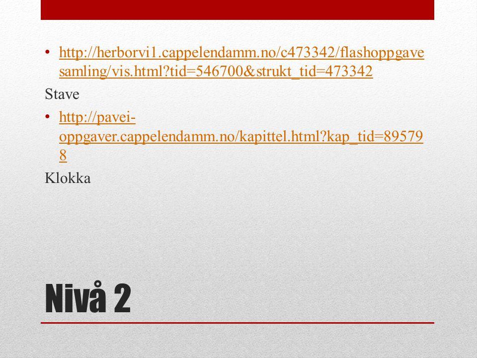 http://herborvi1. cappelendamm. no/c473342/flashoppgavesamling/vis