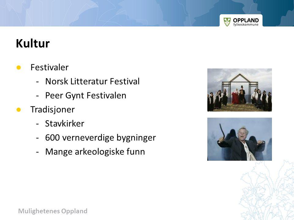 Kultur Festivaler - Norsk Litteratur Festival - Peer Gynt Festivalen
