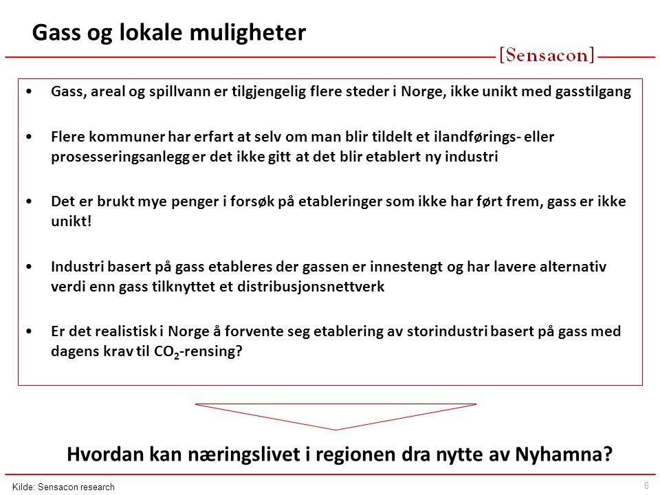 Hvordan kan næringslivet i regionen dra nytte av Nyhamna