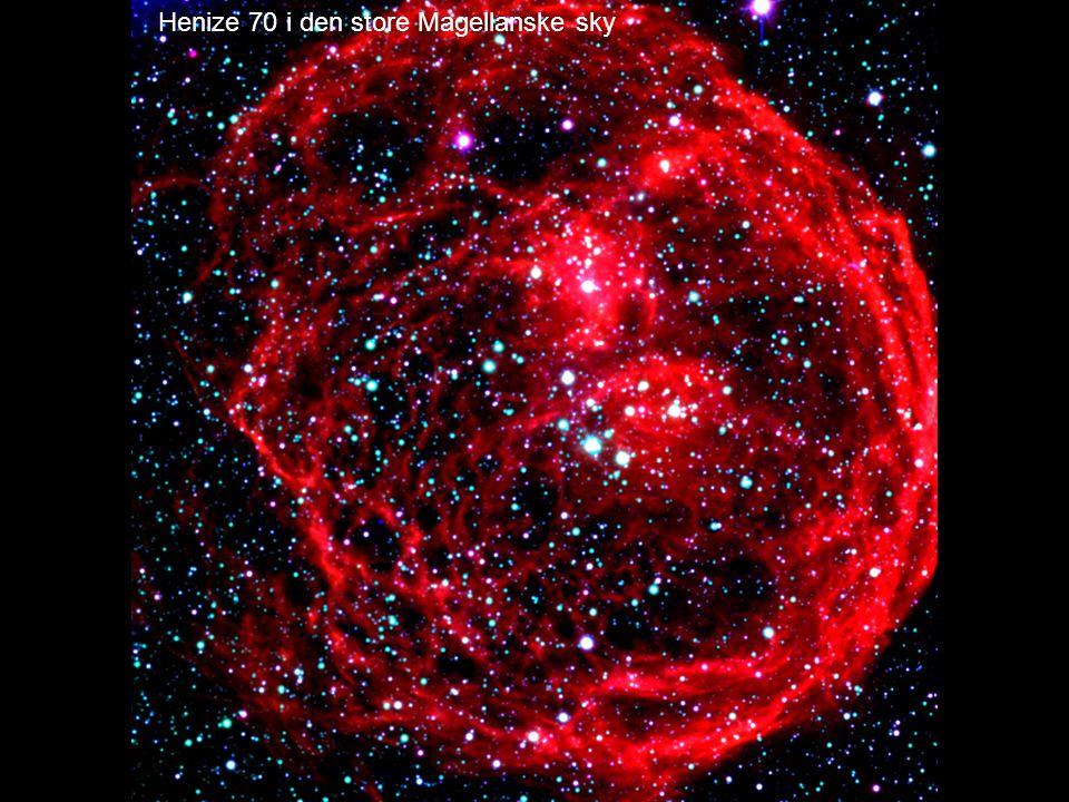Henize 70 i den store Magellanske sky