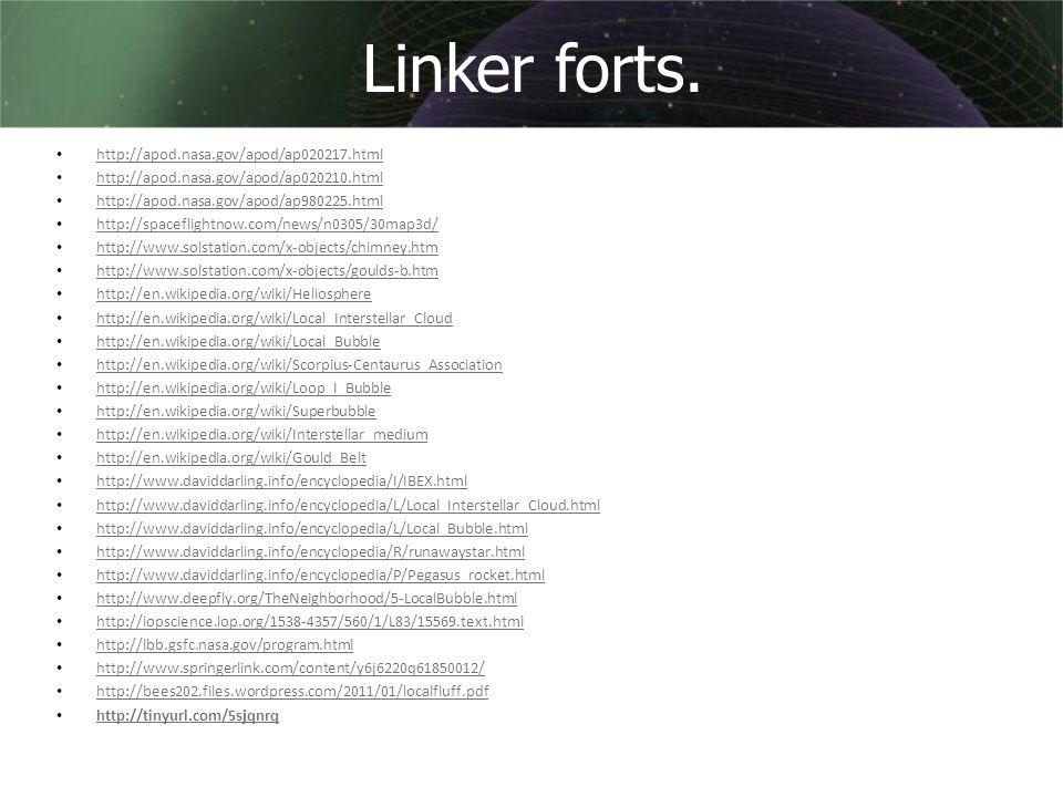 Linker forts. http://apod.nasa.gov/apod/ap020217.html