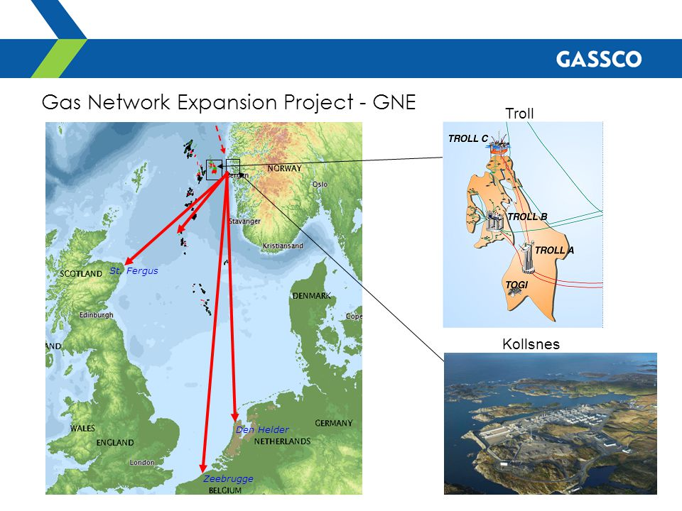 Gas Network Expansion Project - GNE