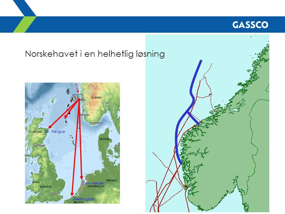 Norskehavet i en helhetlig løsning