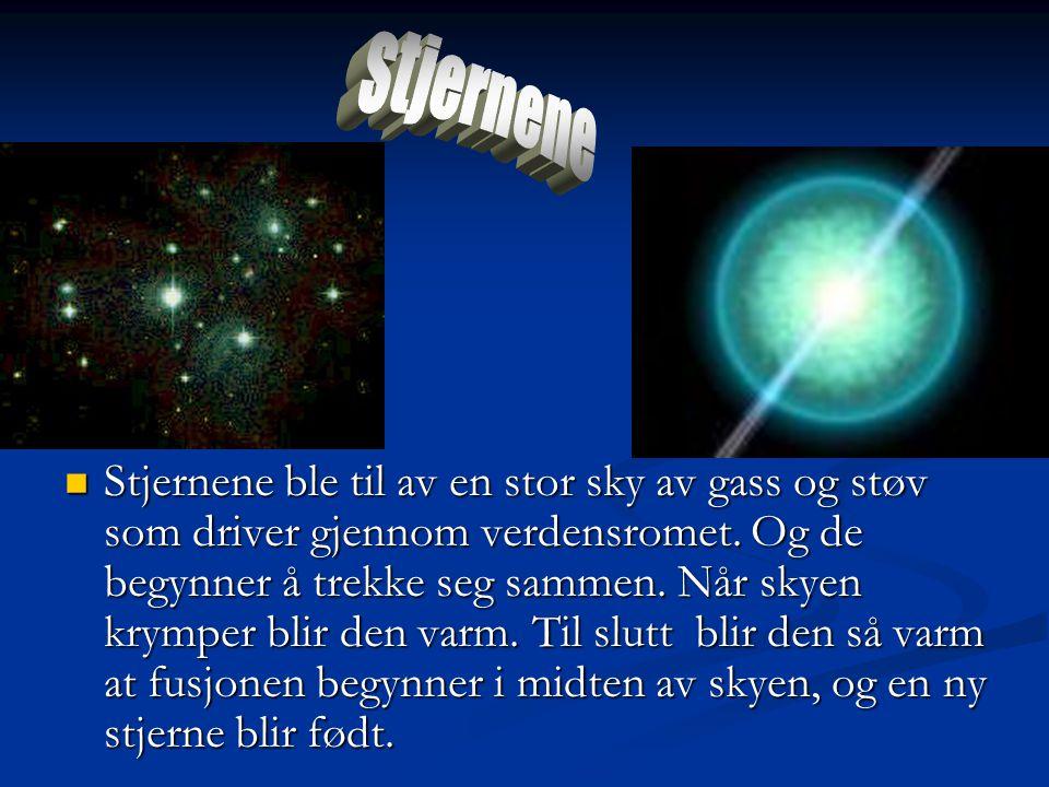 stjernene