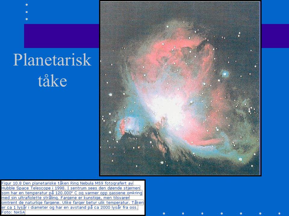 Planetarisk tåke
