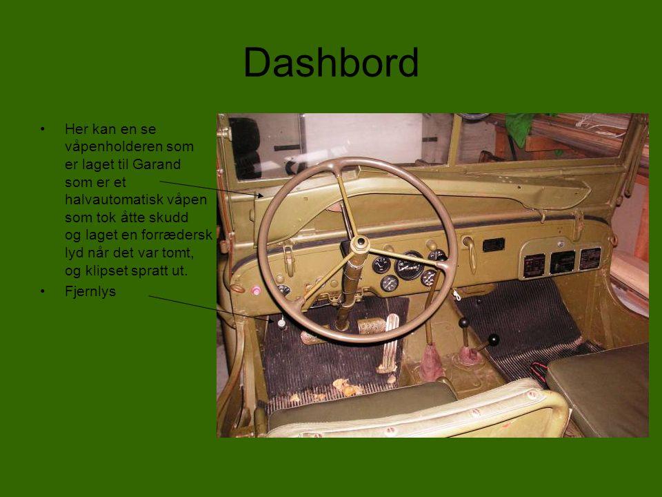 Dashbord