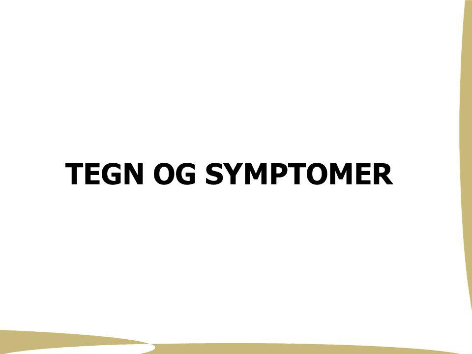 4/4/2017 TEGN OG SYMPTOMER