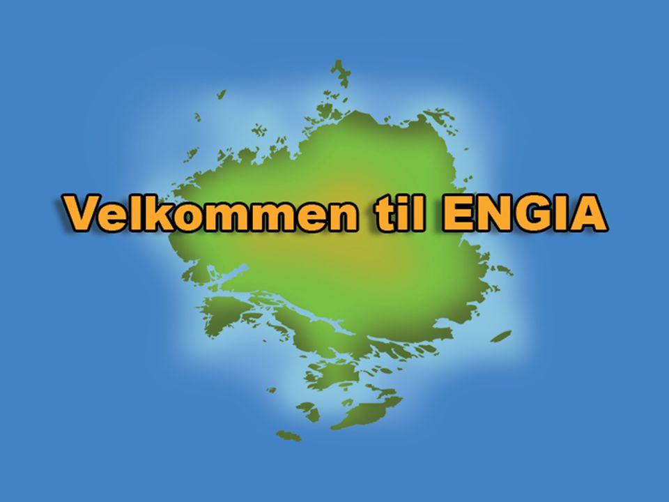 Velkommen til 2. dag på Engia