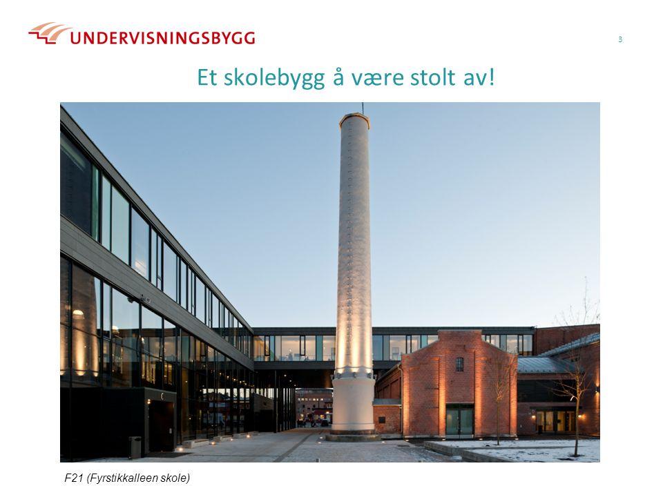 Et skolebygg å være stolt av!
