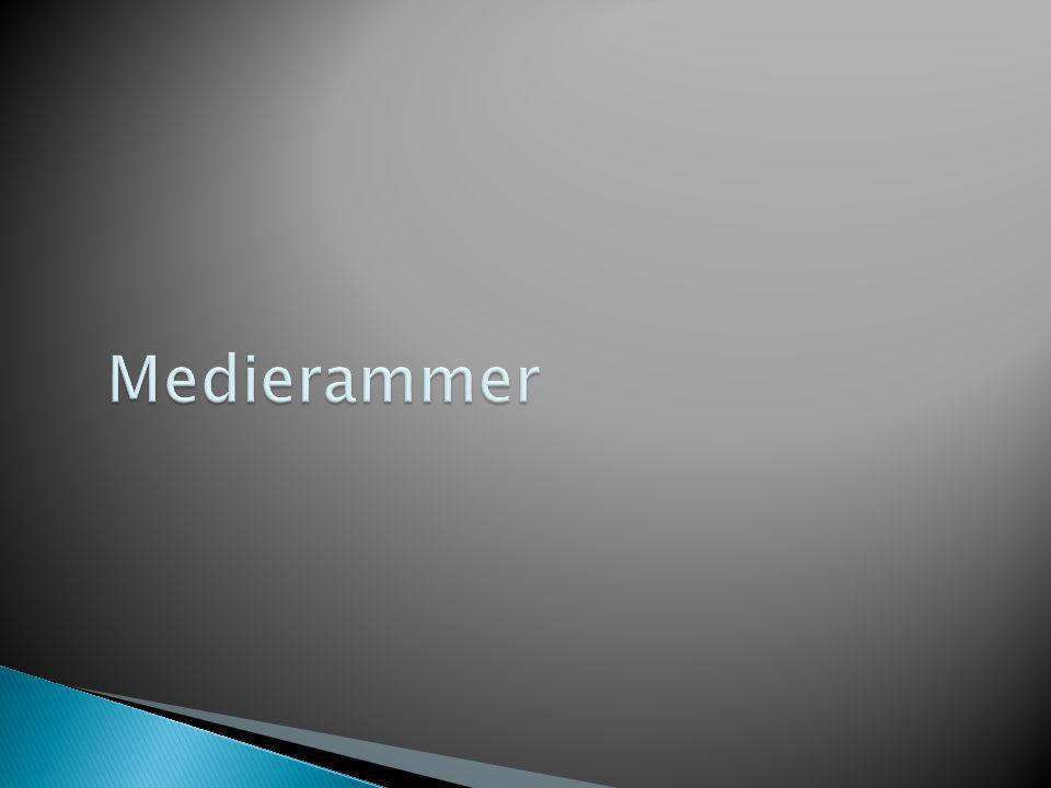 Medierammer