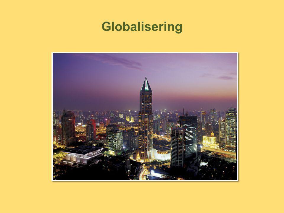 Globalisering Bilde: Hong Kong.