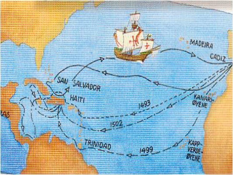 Reiser Vikingene var dyktige sjøfolk som reiste fra Skandinavia til