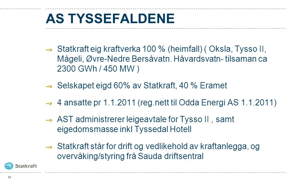 As Tyssefaldene