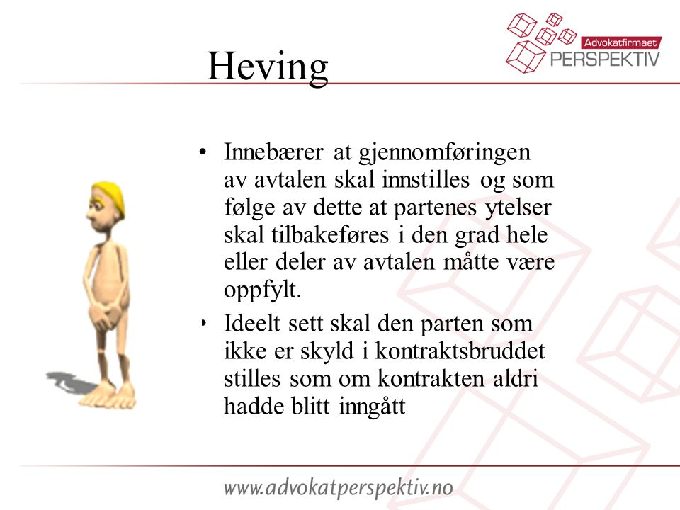 Heving