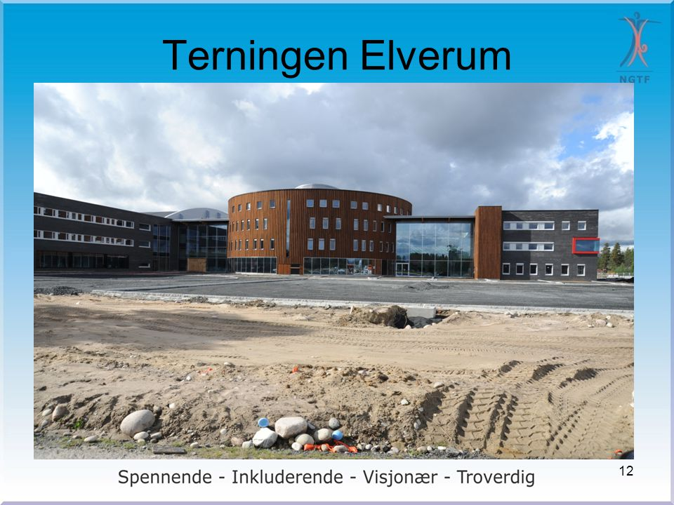 Terningen Elverum