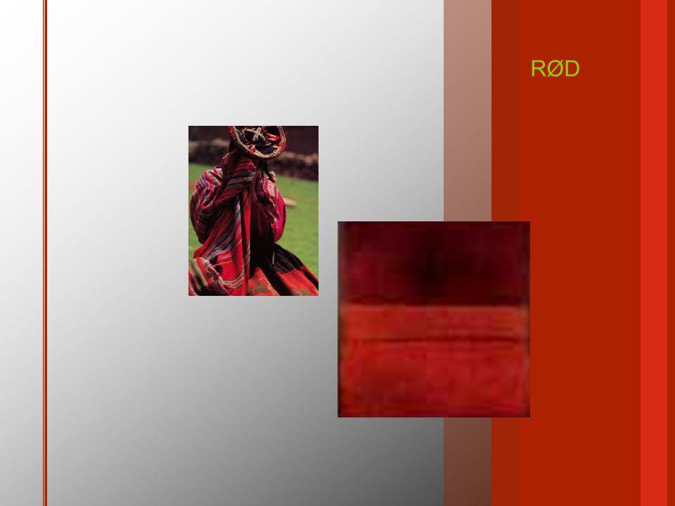 RØD Rød Signal og stoppfarge Gled Kjærlighet Revolusjon Jul
