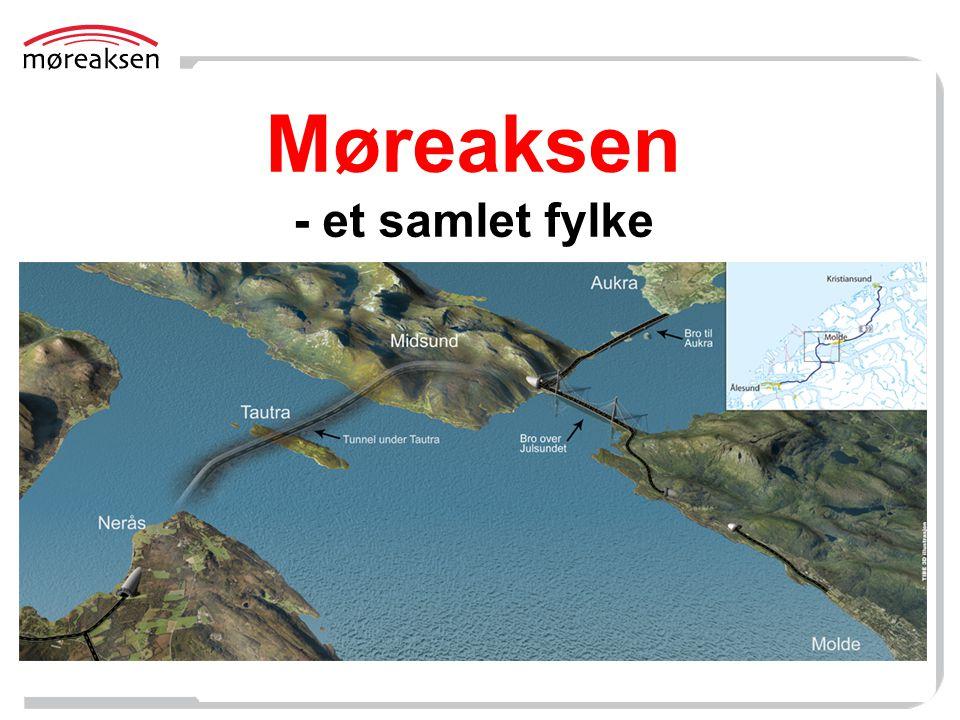 Møreaksen - et samlet fylke