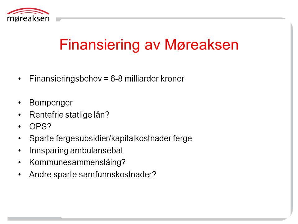 Finansiering av Møreaksen
