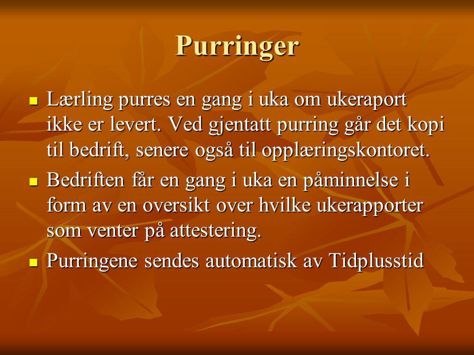 Purringer